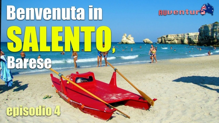 Benvenuta in Salento, barese, l'ultimo episodio